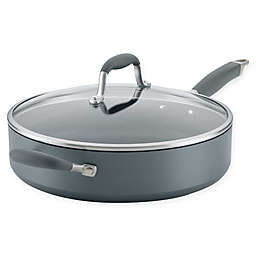 Anolon® Advanced™ Home Nonstick 5 qt. Hard-Anodized Aluminum Saute Pan with Lid