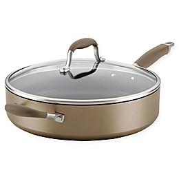 Anolon® Advanced™ Home Nonstick 5 qt. Hard-Anodized Aluminum Saute Pan with Lid