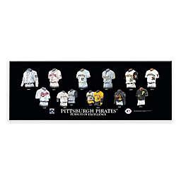 MLB Pittsburgh Pirates Legacy Uniform Plaque