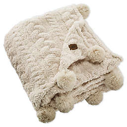 UGG® Monroe Chenille Throw Blanket in Birch