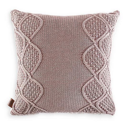 Alternate image 1 for UGG® Boulder Square Throw Pillow