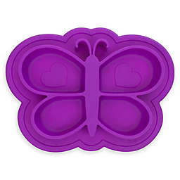 Kushies® Butterfly Silicone Divided Siliplate