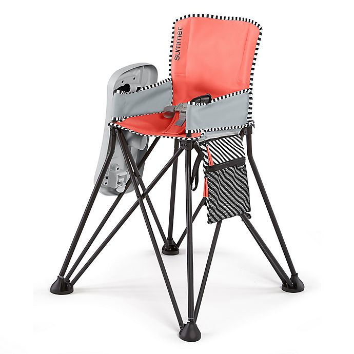 Tremendous Summer Infant Pop N Sit Sweet Life Edition Portable High Dailytribune Chair Design For Home Dailytribuneorg
