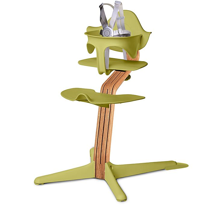Alternate image 1 for Nomi High Chair with Natural Oak Stem