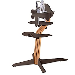 Nomi High Chair with Natural Oak Stem