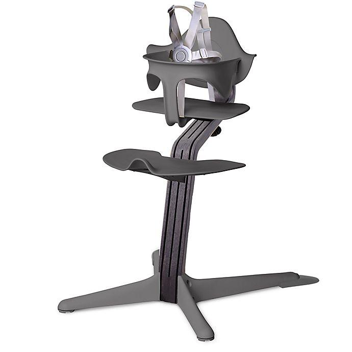 Nomi High Chair with Black Oak Stem | Bed Bath & Beyond