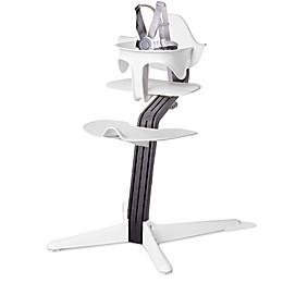 Nomi High Chair with Black Oak Stem