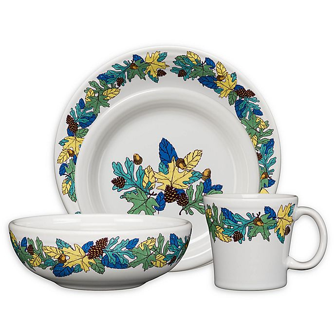 Alternate image 1 for Fiesta® Fall Fantasy Dinnerware Collection