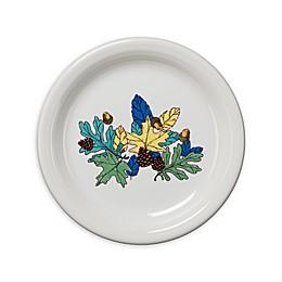 Fiesta® Fall Fantasy Appetizer Plate