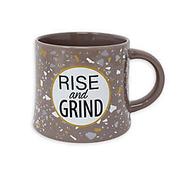 "Boston Warehouse® ""Rise and Grind"" Mug"