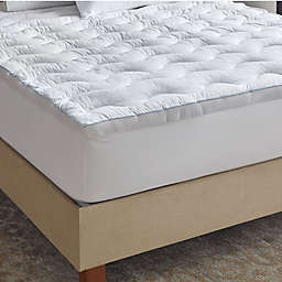 Therapedic® Cool and Fresh Twin Fiberbed in White