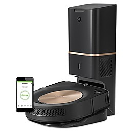 iRobot® Roomba® s9+ 9550 Wi-Fi® Connected Robot Vacuum with Automatic Dirt Disposal