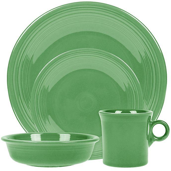 Alternate image 1 for Fiesta® Dinnerware Collection in Meadow