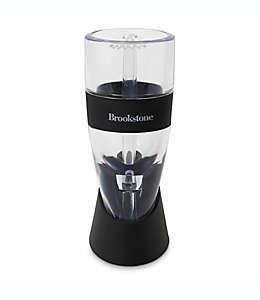 Aireador de vino Brookstone® con base en negro