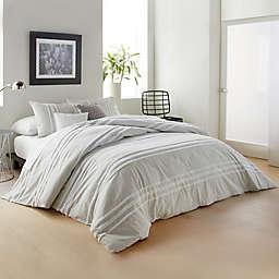 DKNY Chenille Stripe Comforter Set