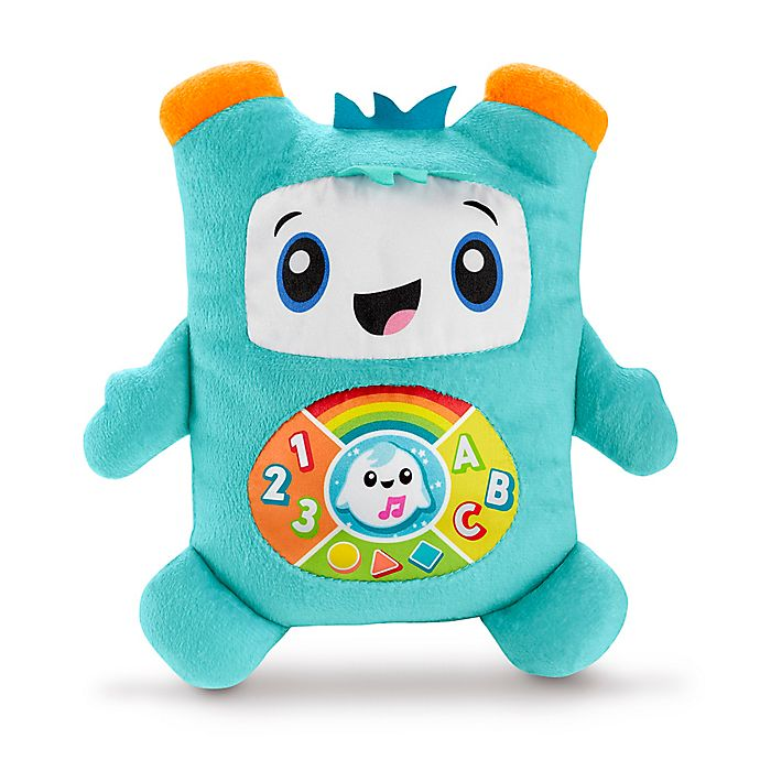 Alternate image 1 for Fisher-Price® Glow & Groove Rockit™ Plush Toy