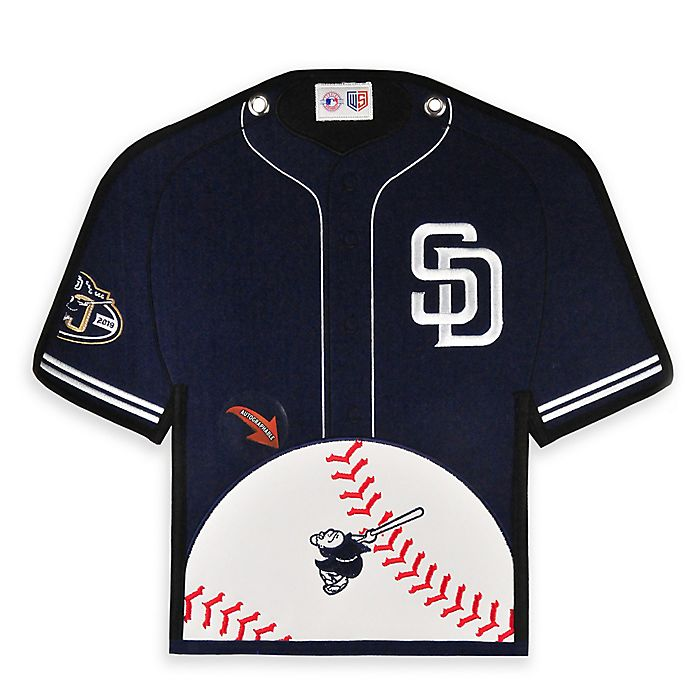 Mlb San Diego Padres Traditions Jersey Banner Bed Bath Beyond