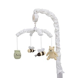 Disney® Classic A Day With Pooh Musical Mobile in Ivory