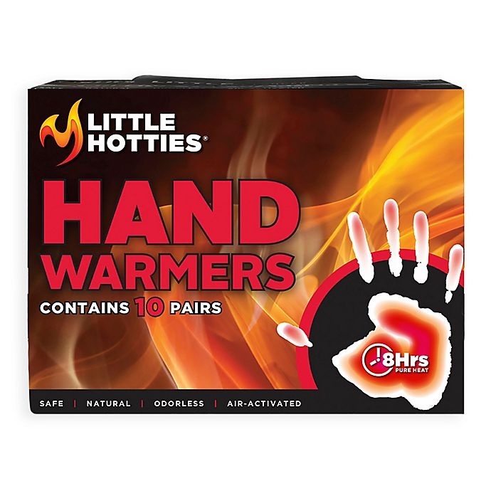 Alternate image 1 for Little Hotties 10-Pack Hand Warmers