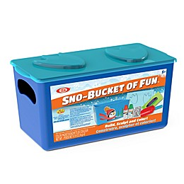Ideal® Snow Bucket of Fun