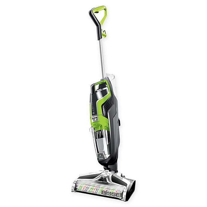 Alternate image 1 for BISSELL® CrossWave® Pet Pro Plus All-in-One Wet Dry Vacuum Cleaner and Mop in Green