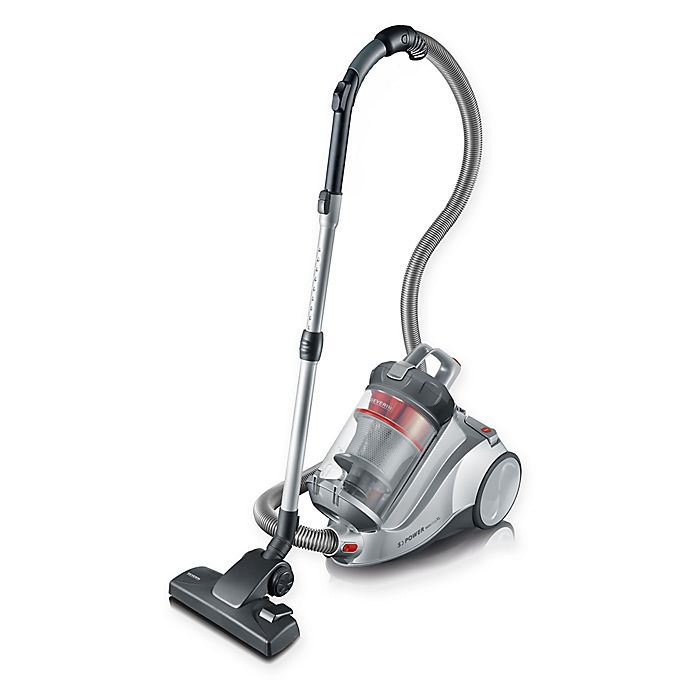 Alternate image 1 for Severin Germany Nonstop Corded Vacuum Cleaner in Silver