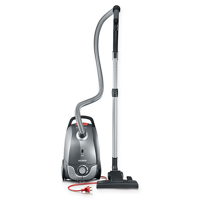 Alternate image 1 for Severin Germany Corded Vacuum Cleaner in Grey