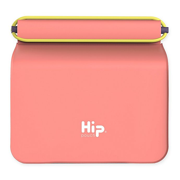 Alternate image 1 for HIP Pouch in Coral