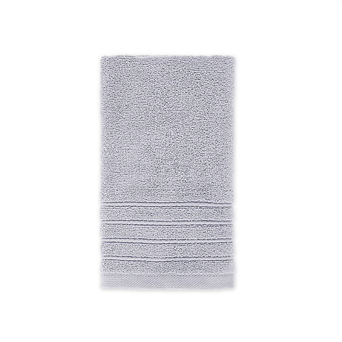 Alternate image 1 for Brookstone® SuperStretch™ Hand Towel in Grey