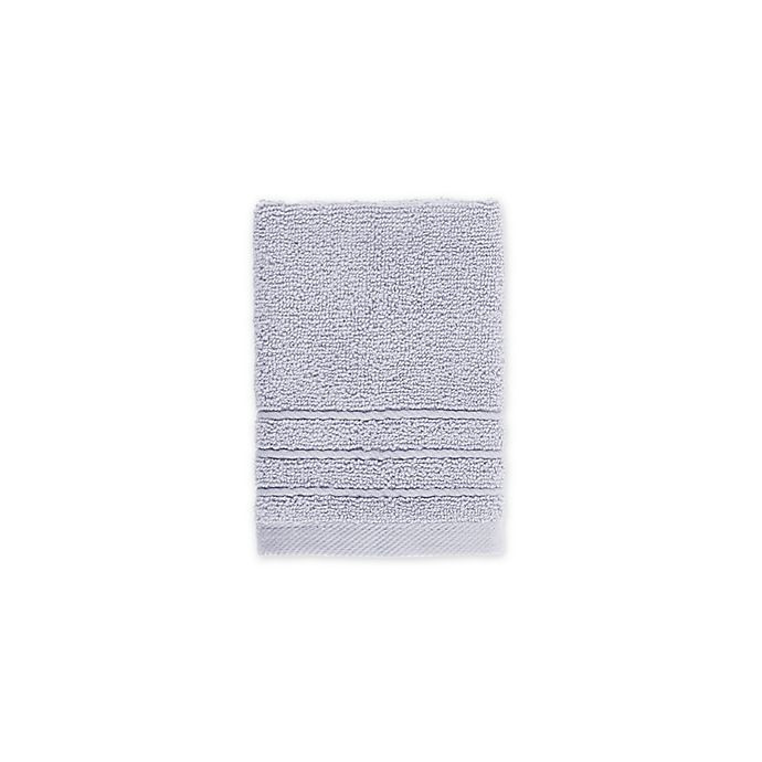 Alternate image 1 for Brookstone® SuperStretch™ Washcloth in Grey