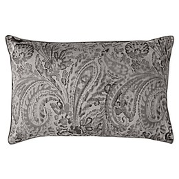Charisma® Pierrefort Queen Pillow Sham in Silver