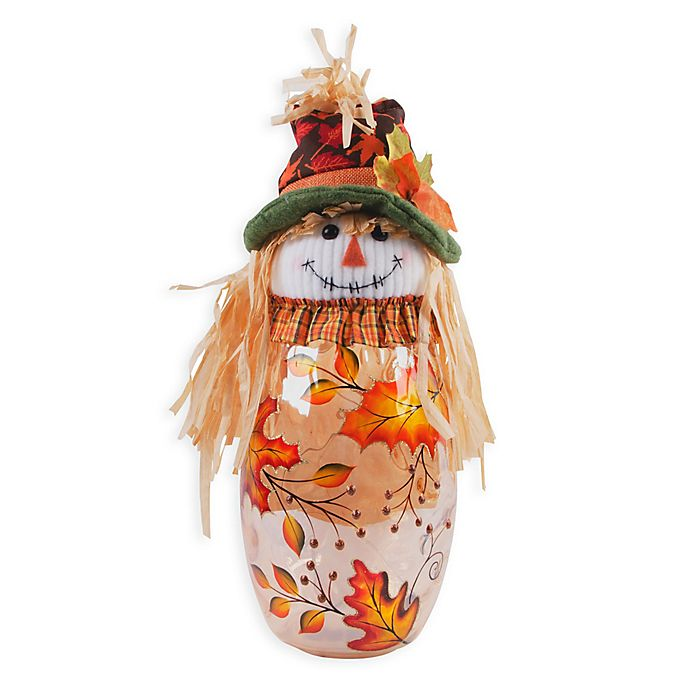 Alternate image 1 for Home Essentials 15-Inch LED Scarecrow