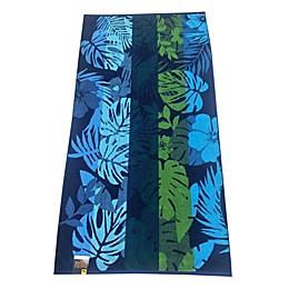 Destination Summer Tropics Jacquard Multicolor Beach Towel