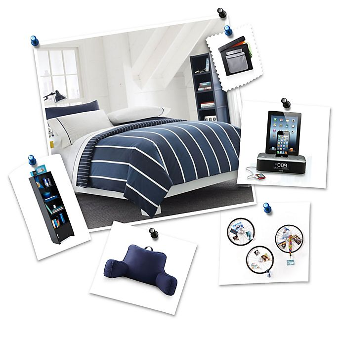 Knots Bay Dorm Room Collection   Bed Bath & Beyond
