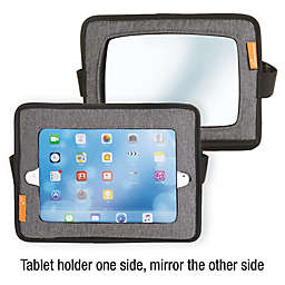 Dreambaby Backseat Mirror and Tablet Holder in Grey