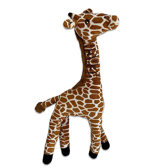 Alternate image 1 for Anchor Animals® R.E.A.C.H. Giraffe Plush Toy