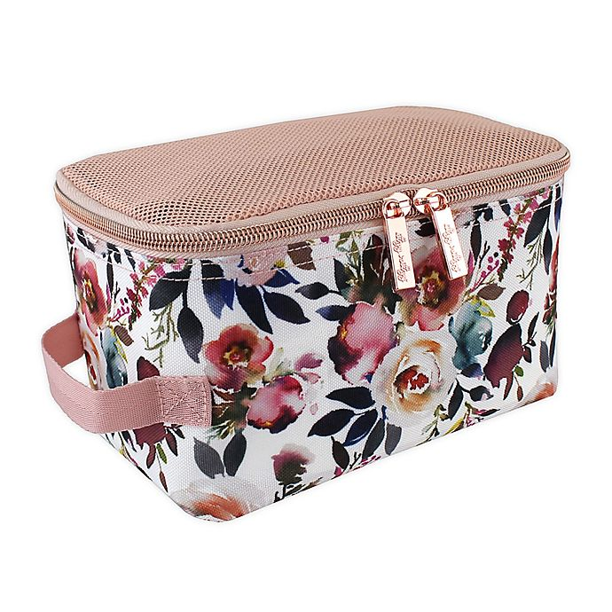 Alternate image 1 for Itzy Ritzy® Packing Cubes in Blush (Set of 3)