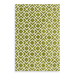 Loloi Rugs Charlotte Square 2'3 x 3'9 Accent Rug in Peridot