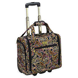 London Fog Cranford Softside Wheeled Underseat Luggage