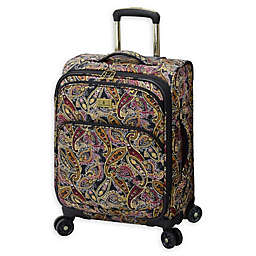 London Fog Cranford Softside Spinner Carry On Luggage