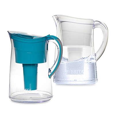 Brita® Capri 80 oz. Water Filter Pitcher
