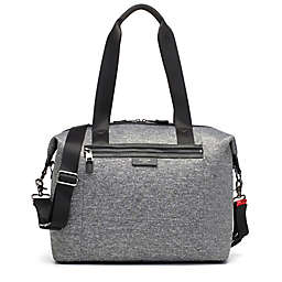 Storsak® Stevie Luxe Diaper Bag in Grey