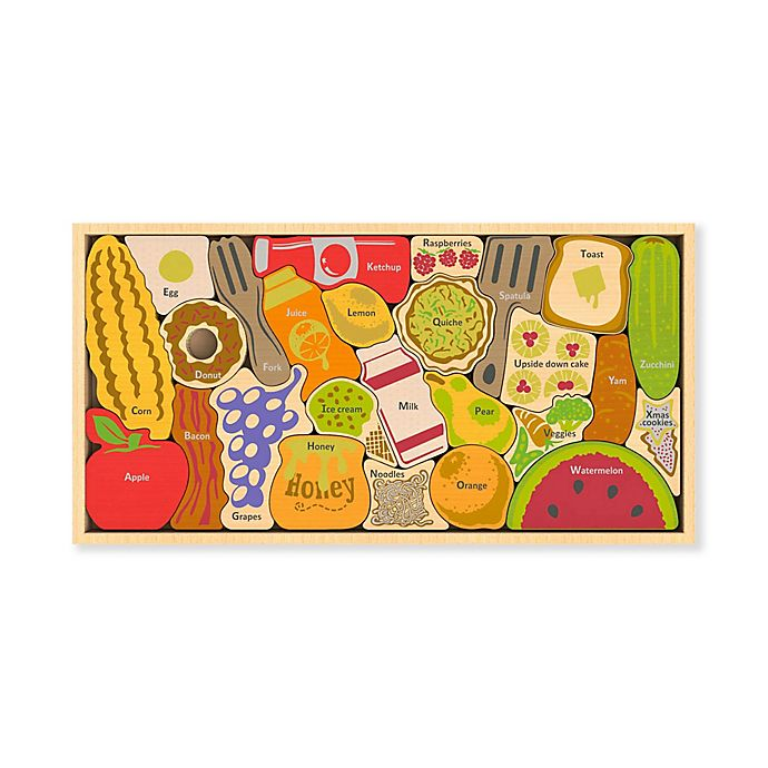 Alternate image 1 for BeginAgain 26-Piece A to Z Puzzles