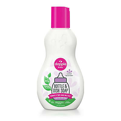 Dapple® 3 fl.oz. Lavender Bottle & Dish Soap