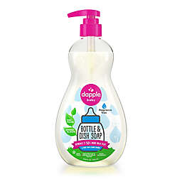 Dapple® 16.9 oz. Fragrance Free Bottle & Dish Soap
