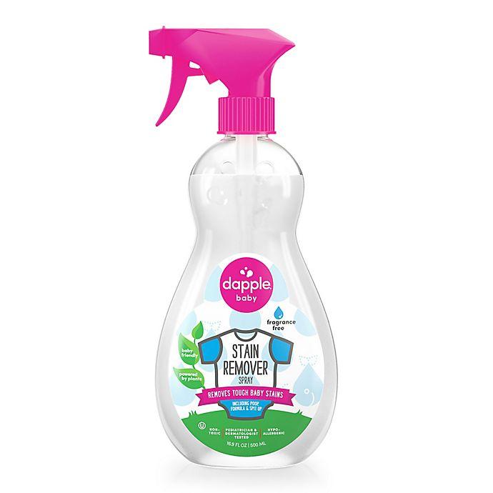 Alternate image 1 for Dapple® 16.9 fl. oz. Fragrance-Free Stain Remover Spray