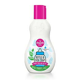 Dapple® 3 oz. Fragrance Free Bottle & Dish Soap