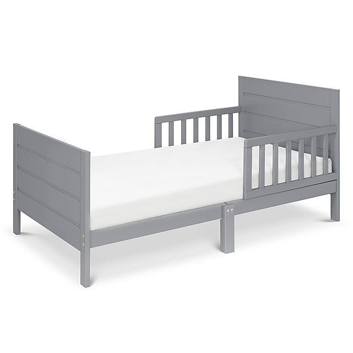 Alternate image 1 for DaVinci Modena Toddler Bed in Grey