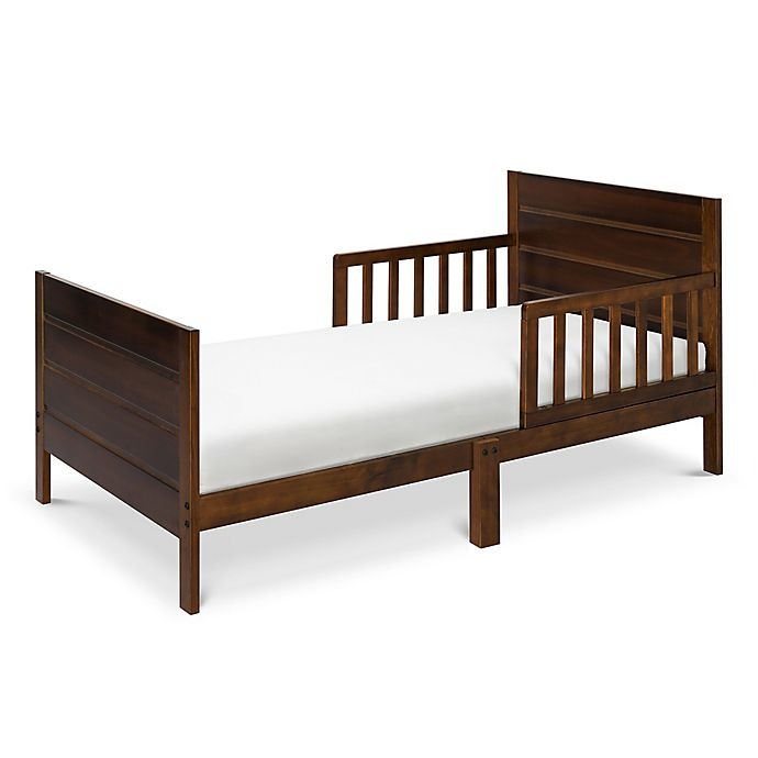 Alternate image 1 for DaVinci Modena Toddler Bed in Espresso