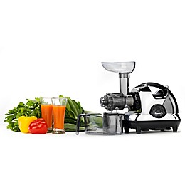 Kuvings® Masticating Slow Juicer in Chrome